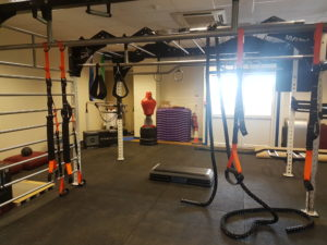 Crossfit in the Den 21
