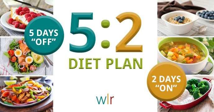 The 5 – 2 Diet